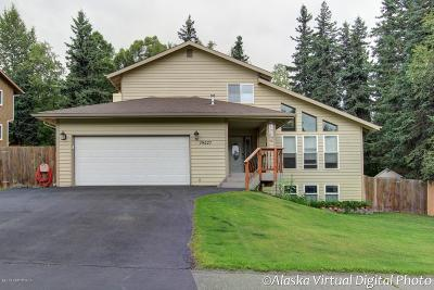 Chugiak, Eagle River Single Family Home For Sale: 19227 S Mitkof Loop