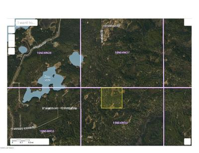 Wasilla AK Residential Lots & Land For Sale: $75,000