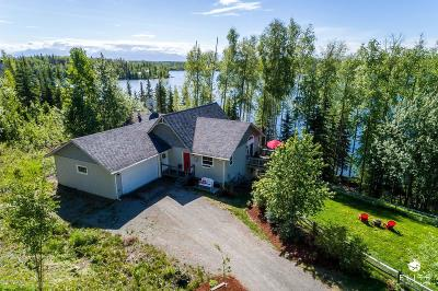Big Lake Single Family Home For Sale: 15306 W Loon Drive