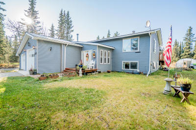 Kenai Single Family Home For Sale: 2730 Vip Drive