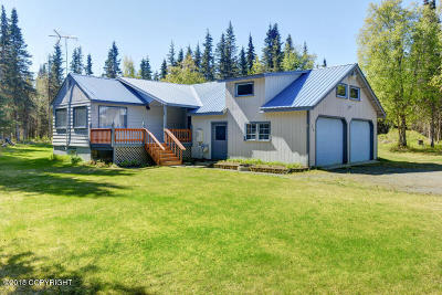 Kenai Single Family Home For Sale: 708 Magic Avenue