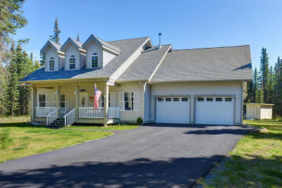 Kenai Single Family Home For Sale: 2745 Vip Drive