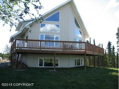 Soldotna AK Single Family Home For Sale: $429,500