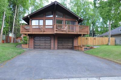 Anchorage Single Family Home For Sale: 910 Lighthouse Court