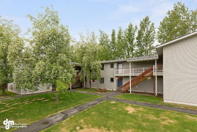 Anchorage Condo/Townhouse For Sale: 1450 Northview Drive #J5