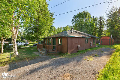 Anchorage Single Family Home For Sale: 2102 Farmer Place