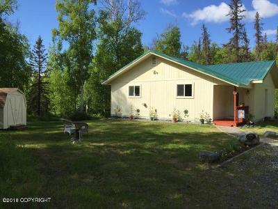 Wasilla Single Family Home For Sale: 7151 Highcrest Lane