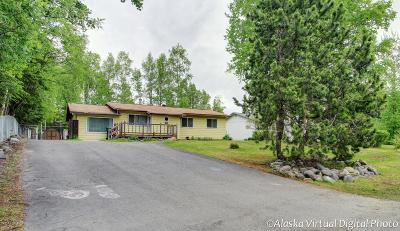 Eagle River, Chugiak Single Family Home For Sale: 16529 Carla Street