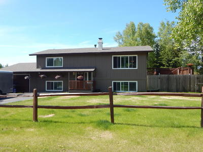 Chugiak, Eagle River Single Family Home For Sale: 10416 Chain Of Rock Street