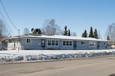 Anchorage AK Multi Family Home For Sale: $425,000