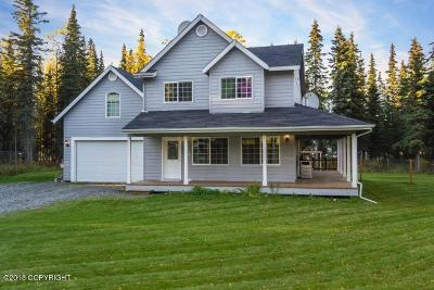 Soldotna AK Single Family Home For Sale: $299,000