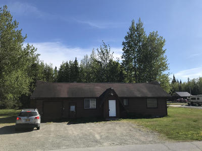 Kenai Single Family Home For Sale: 8295/8287 Kenai Spur Highway