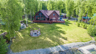 Wasilla Single Family Home For Sale: 3277 N Meadow Lakes Drive