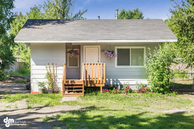Anchorage Single Family Home For Sale: 3804 Wilson Street