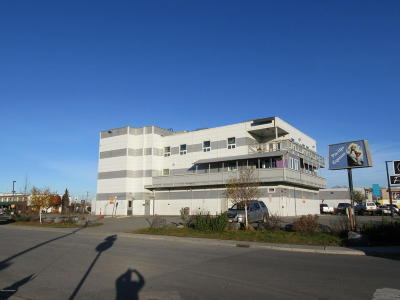 Anchorage Commercial For Sale: 1191 E 5th Avenue