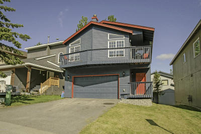 Eagle River Single Family Home For Sale: 17461 Beaujolais Circle
