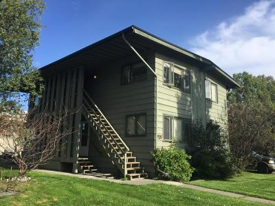 Anchorage Rental For Rent: 929 W 12th Avenue #6