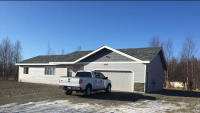 Wasilla Single Family Home For Sale: 1887 W Clydesdale Drive