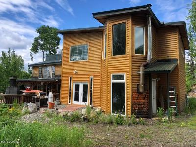 Willow AK Single Family Home For Sale: $349,500