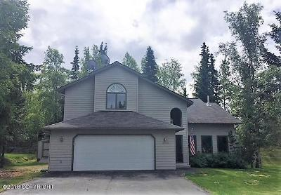 Eagle River Rental For Rent: 18840 Talarik Drive