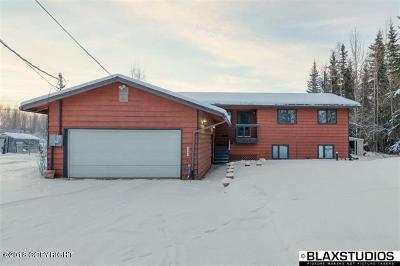North Pole Single Family Home For Sale: 1141 Stobie Road