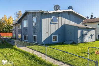 Anchorage Multi Family Home For Sale: 1103 Karluk Street