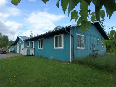 Wasilla Multi Family Home For Sale: 374 E Howling Wolf Lane