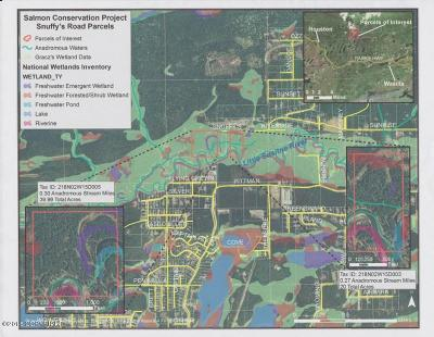 Wasilla Residential Lots & Land For Sale: D005 Melandarlene