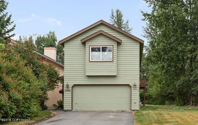 Anchorage, Eagle River, Girdwood, Chugiak Single Family Home For Sale: 3926 Reflection Drive