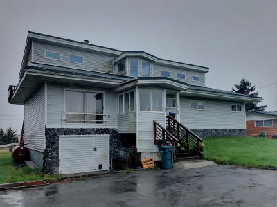 Kodiak AK Single Family Home For Sale: $440,000