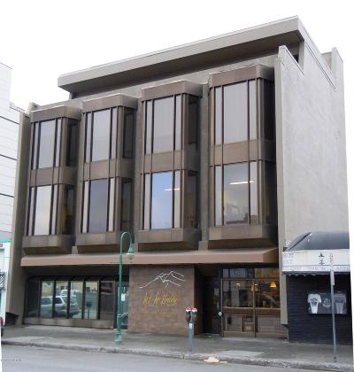 Anchorage Commercial For Sale: 733 W 4th Avenue