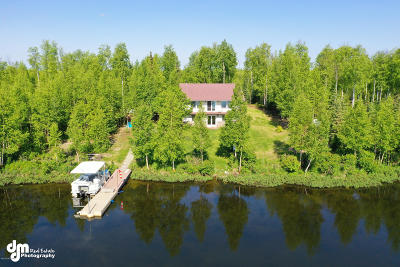 Big Lake Single Family Home For Sale: L47A Road