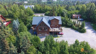 Anchorage Single Family Home For Sale: 10100 Hampton Drive