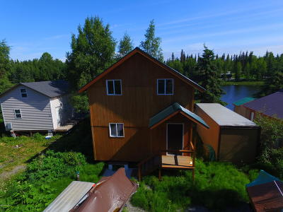 Kenai Single Family Home For Sale: 45568 Catching Silvers Drive