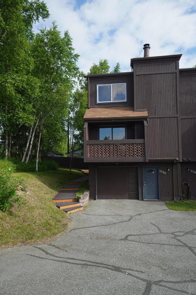 Anchorage Condo/Townhouse For Sale: 3524 Heartwood Place