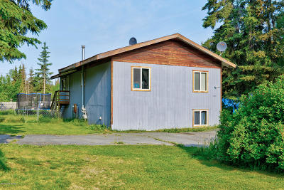 Soldotna Single Family Home For Sale: 35935 Forerunner Street