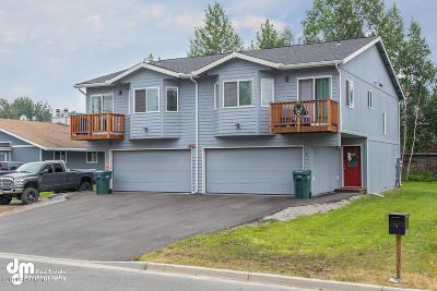 Anchorage Multi Family Home For Sale: 2010 E 74th Avenue