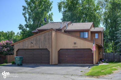 Anchorage AK Single Family Home For Sale: $255,000