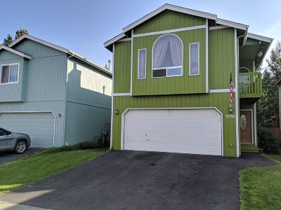 Anchorage Single Family Home For Sale: 3730 Sycamore Loop
