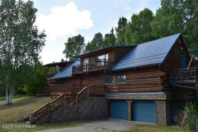 Fairbanks Single Family Home For Sale: 2344 Nugget Loop