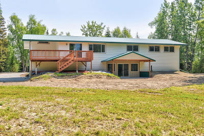 Soldotna Single Family Home For Sale: 35831 Turnbuckle Terrace Road