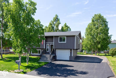 Anchorage Single Family Home For Sale: 1930 Greendale Drive