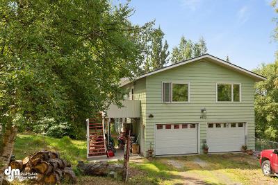 Anchorage Single Family Home For Sale: 4820 Fairmont Road