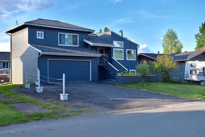 Anchorage AK Single Family Home For Sale: $357,500