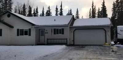 Soldotna Single Family Home For Sale: 33641 Community College Drive