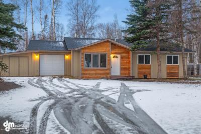 Wasilla Single Family Home For Sale: 750 N Arnold Palmer's Street