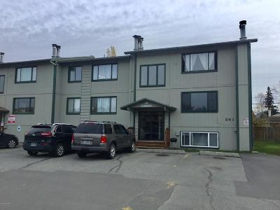 Anchorage Condo/Townhouse For Sale: 241 McCarrey Street #18B