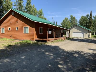 Kenai Single Family Home For Sale: 1301 Barabara Drive