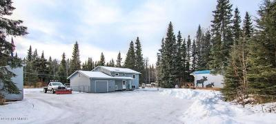 Soldotna Single Family Home For Sale: 34895 Yale Street
