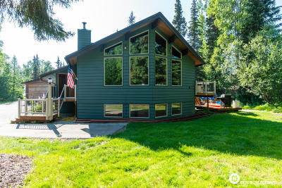 Eagle River Single Family Home For Sale: 10312 Chain Of Rock Street